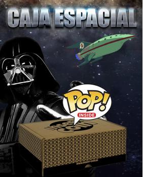 Caja sorpresa Septiembre: Espacial