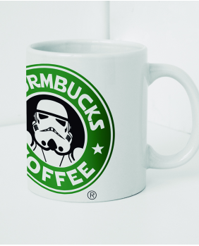 Stormbucks coffee