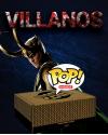 Caja sorpresa Noviembre: Villanos
