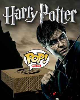 Caja sorpresa: Harry Potter