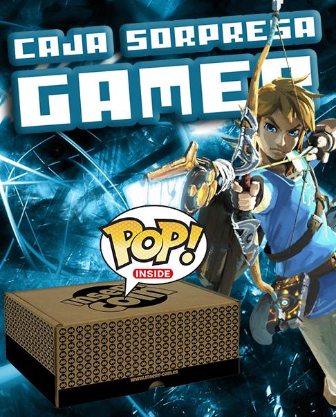 Caja sorpresa: Gamer 3.0