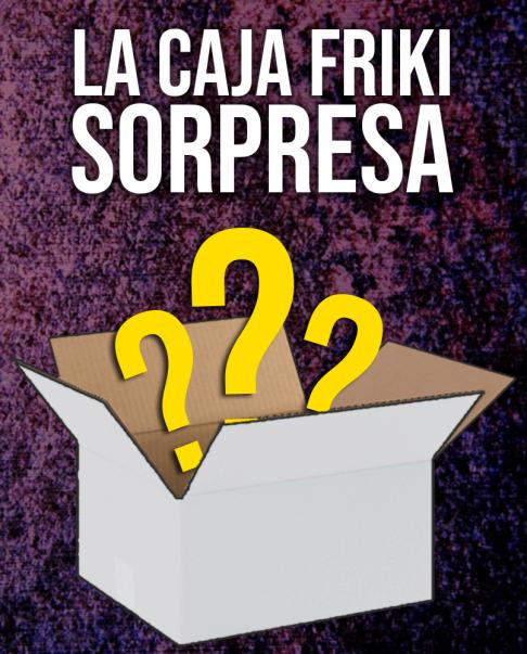 Caja sorpresa Friki
